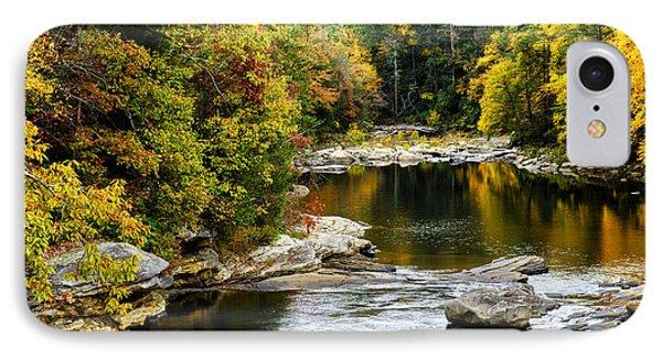 Audra's Autumn Splendor IPhone Case by Thomas R Fletcher