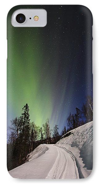 Aurora Rising IPhone Case by Ed Boudreau