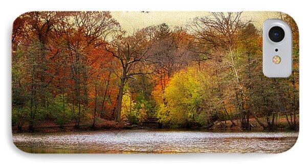Autumn Arises 2 Phone Case by Jessica Jenney