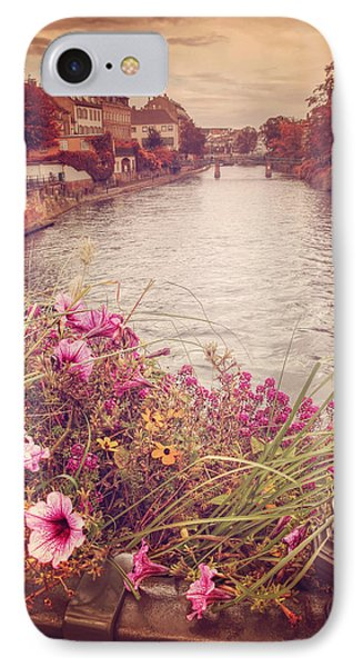Autumn In Strasbourg  IPhone Case by Carol Japp