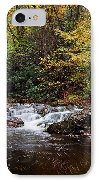 Autumn In The Smokies Phone Case by Andrew Soundarajan