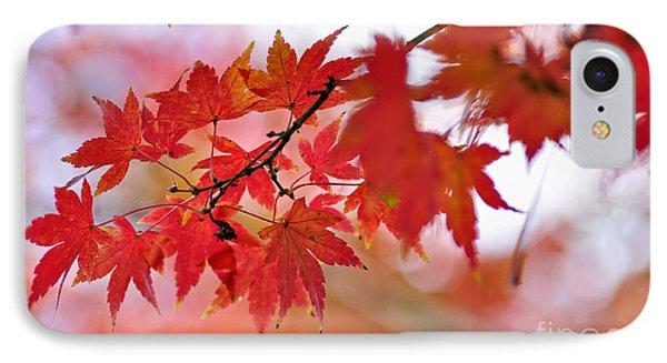 Autumn Pastel Phone Case by Kaye Menner