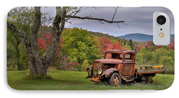 Autumn Relic IPhone Case by Bill Wakeley