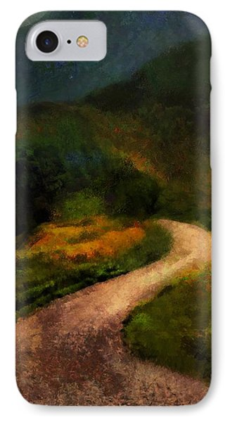 Autumn road painting by rc dewinter for Road case paint