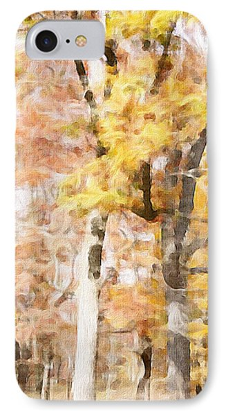 Autumn IPhone Case by Art Spectrum