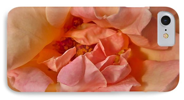 Autumns Rose Phone Case by Gwyn Newcombe