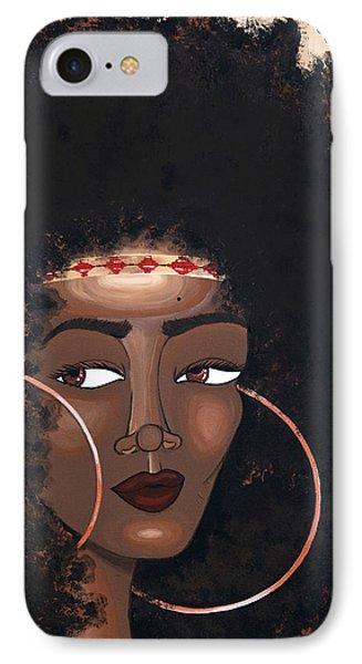 Azima IPhone Case by Aliya Michelle