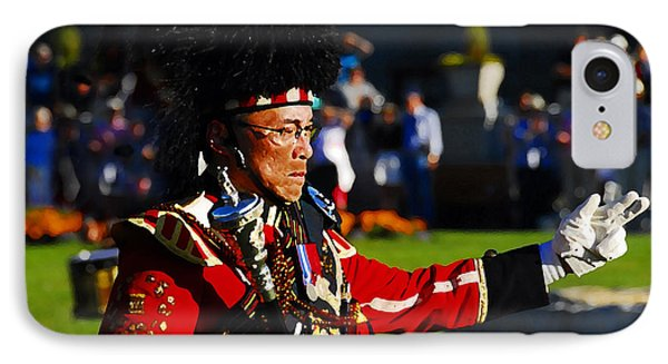 Band Leader Phone Case by David Lee Thompson