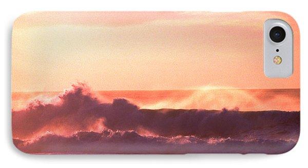 Banzai Beach North Shore Phone Case by Thomas R Fletcher