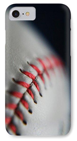 Baseball Fan IPhone 7 Case by Rachelle Johnston