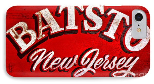 Batsto New Jersey IPhone Case by Olivier Le Queinec