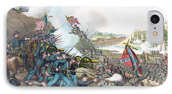 Battle Of Franklin IPhone Case by American School