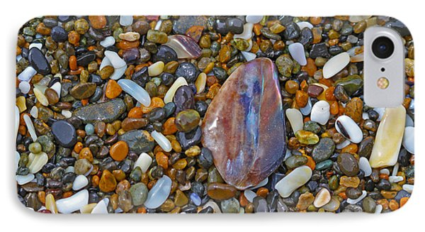 Beach Agate IPhone Case by Gary Wing