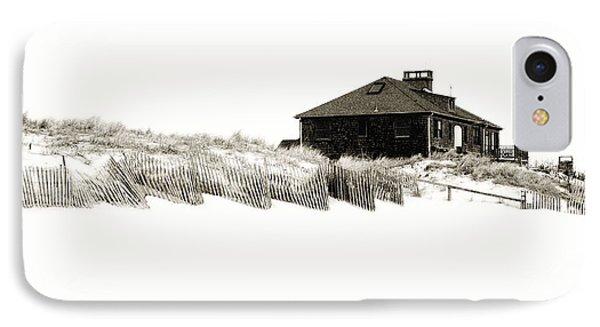 Beach House - Jersey Shore Phone Case by Angie Tirado