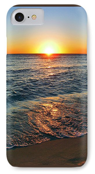 Beach Texture. Sun, IPhone Case by Andy Za