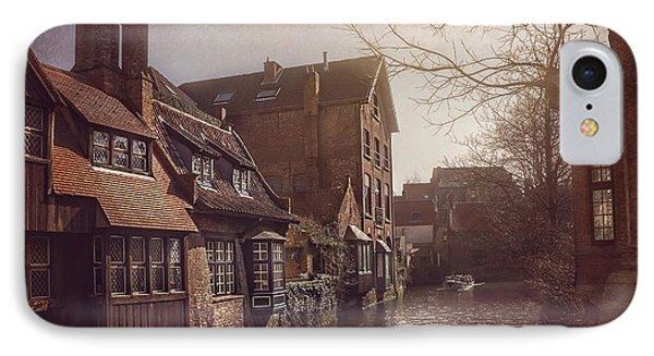 Beauteous Bruges IPhone Case by Carol Japp