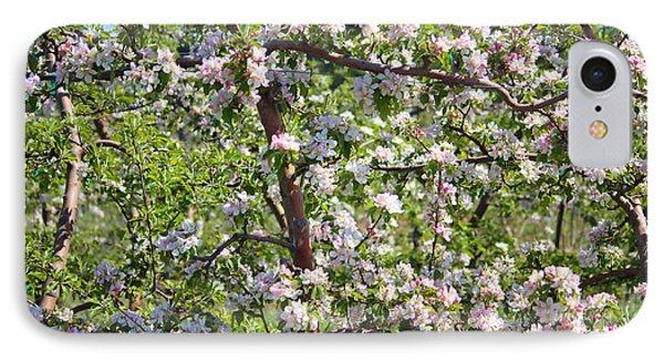 Beautiful Blossoms - Digital Art Phone Case by Carol Groenen