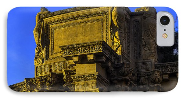 Beautiful Palace Of Fine Arts IPhone Case by Garry Gay