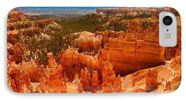 Beauty Of Bryce Canyon IPhone Case by Robert Bales