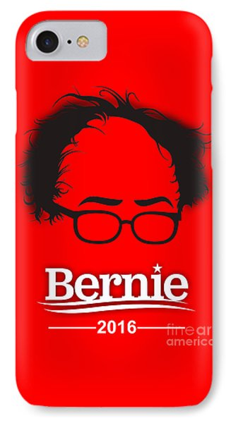 Bernie Sanders IPhone Case by Marvin Blaine