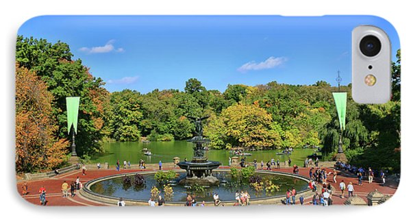 Bethesda fountain central park 3 photograph by allen beatty for 100 overlook terrace new york