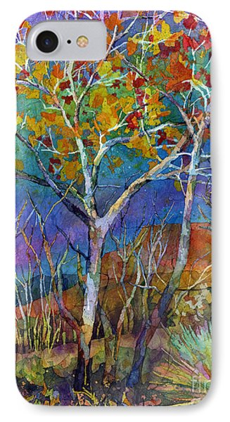 Beyond The Woods IPhone Case by Hailey E Herrera