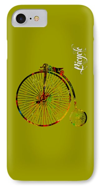 Bicycle Collection IPhone Case by Marvin Blaine