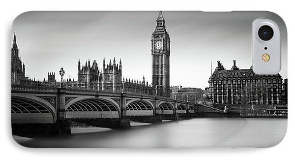 Big Ben IPhone 7 Case by Ivo Kerssemakers