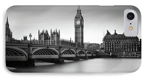 Big Ben IPhone Case by Ivo Kerssemakers