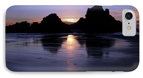 Big Sur Sunset Phone Case by Pierre Leclerc Photography