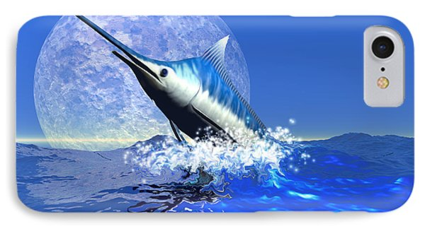 Billfish  Phone Case by Corey Ford