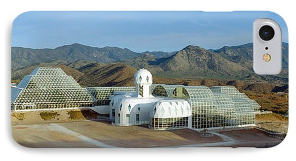 Biosphere 2, Arizona IPhone Case by Panoramic Images