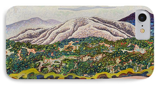 Birdseye Landscape #4 Phone Case by Dale Beckman