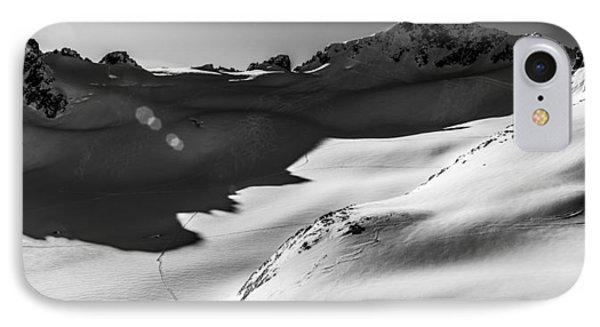 Blackcomb Backcountry Phone Case by Ian Stotesbury