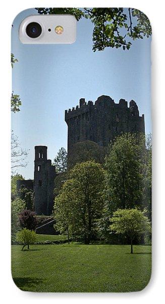 Blarney Castle Ireland IPhone Case by Teresa Mucha