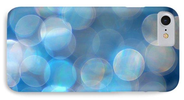Blue IPhone Case by Darren Fisher