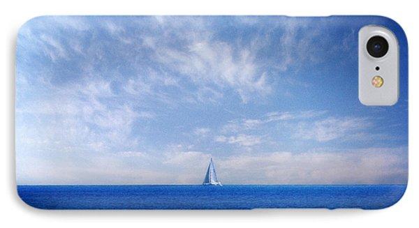 Blue Mediterranean IPhone Case by Stelios Kleanthous