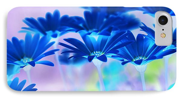 Bluemination Phone Case by Robin Webster