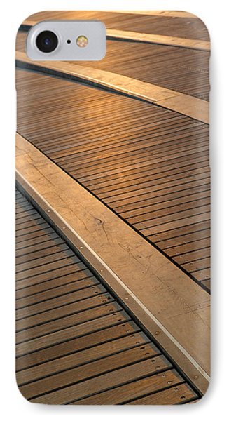 Boardwalk IPhone Case by Sebastian Musial