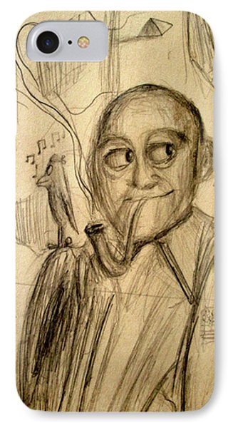 Bob Hope's Dream IPhone Case by Michael Morgan