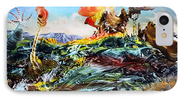 Bogomil Landscape Phone Case by Otto Rapp