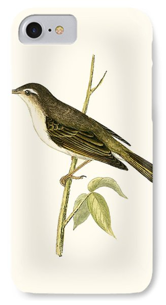 Bonelli's Warbler IPhone 7 Case by English School