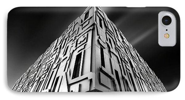 Borg IPhone Case by Ivan Vukelic
