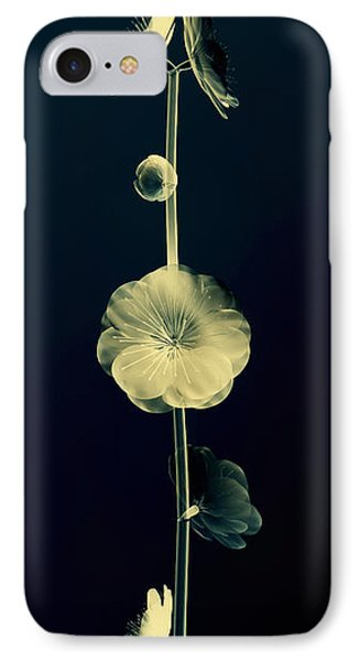 Botanical Study 6 IPhone Case by Brian Drake - Printscapes
