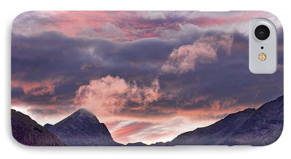 Boulder County Colorado Indian Peaks At Sunset IPhone Case by James BO  Insogna