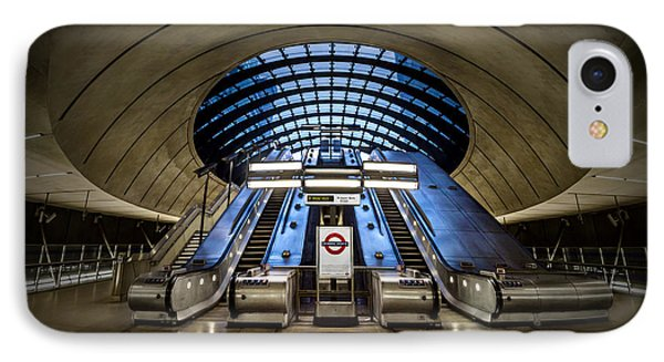 Bound For The Underground IPhone Case by Evelina Kremsdorf