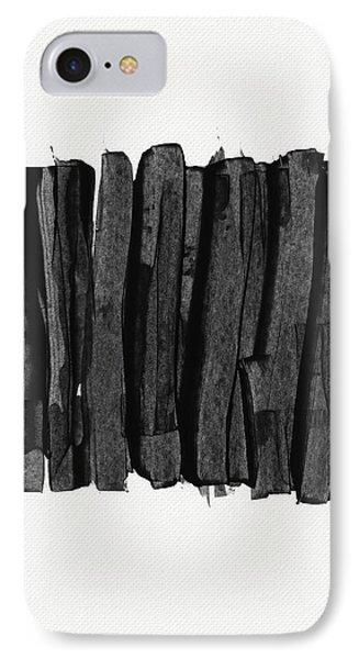 Boundaries- Art By Linda Woods IPhone Case by Linda Woods