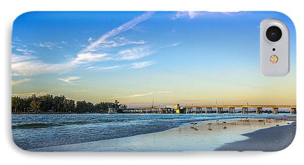 Bradenton Inlet IPhone Case by Marvin Spates
