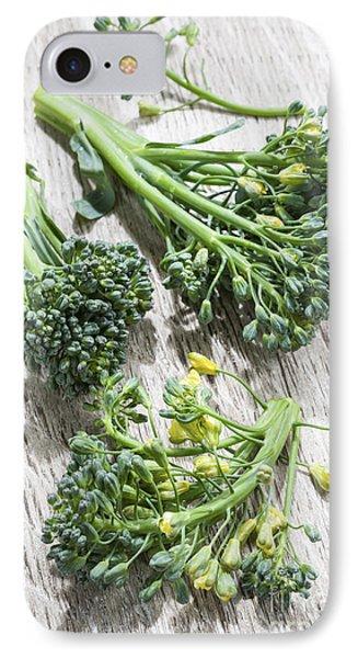 Broccoli Florets IPhone 7 Case by Elena Elisseeva