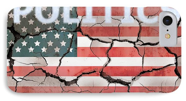 Broken Country IPhone Case by Dan Sproul